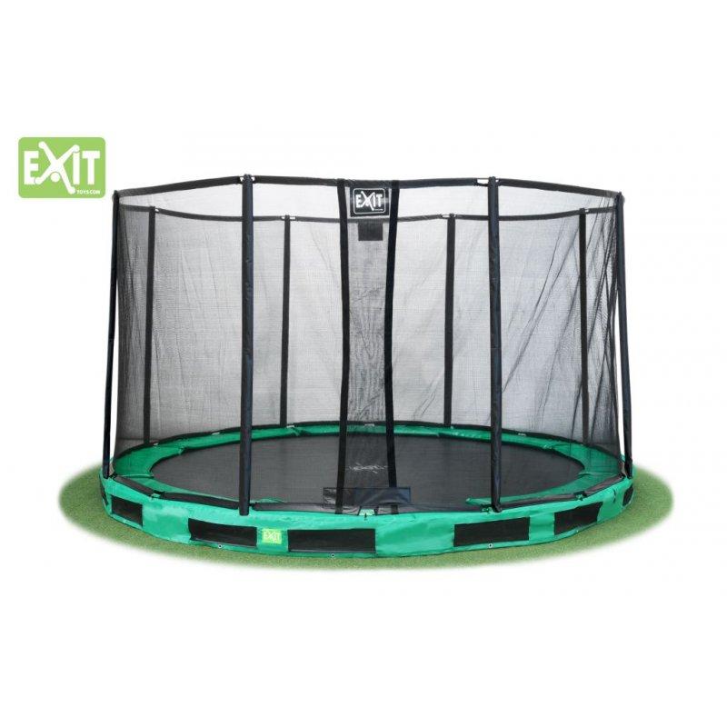 exit trampolin 3 66 m inground terra spielwaren laumann wir bieten spielzeug gokart kettcar. Black Bedroom Furniture Sets. Home Design Ideas